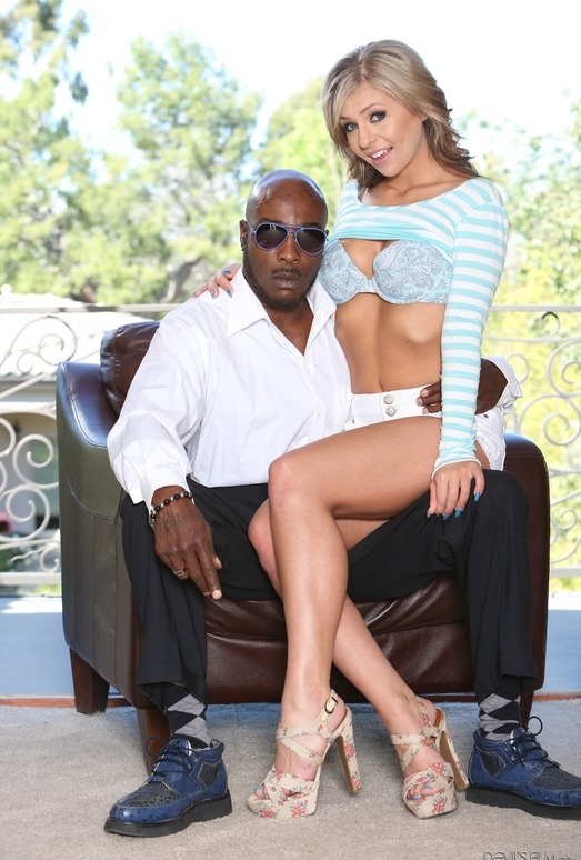 Madelyn Monroe - My New Black Stepdaddy #16