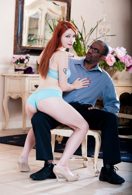 Violet Monroe - My New Black Stepdaddy #19