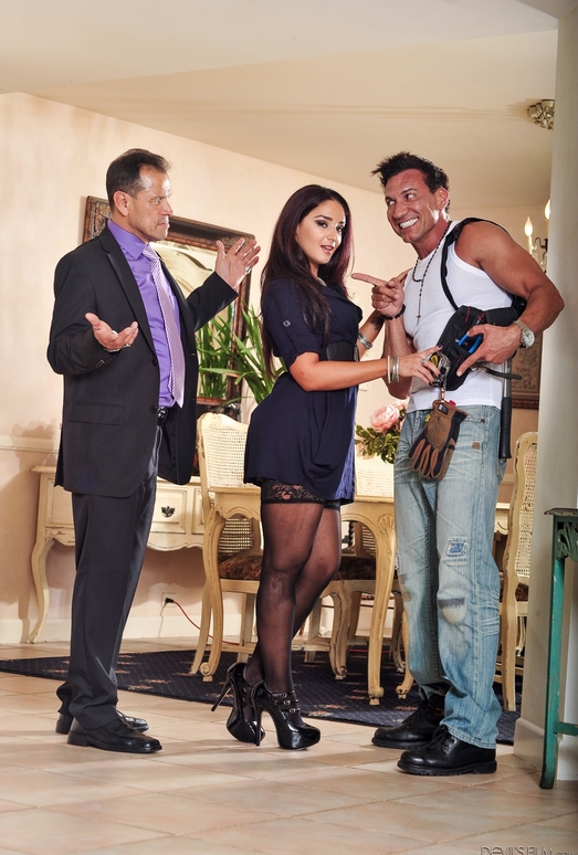 Sheena Ryder - Seduced By The Boss's Wife #04