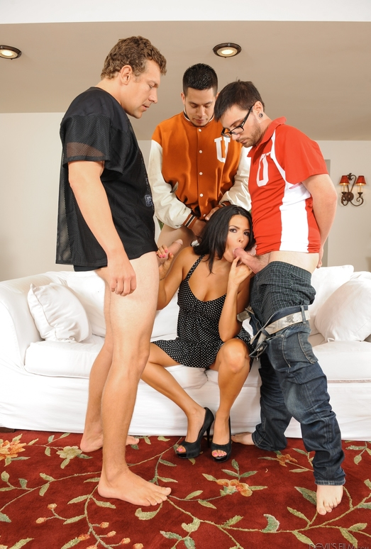 Danica Dillon - College Group Sex