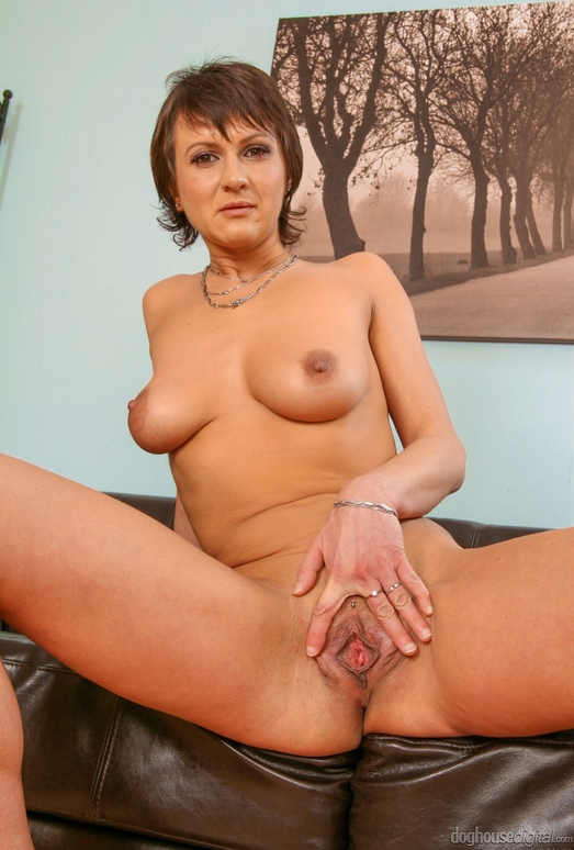 Hanah, Katy - Her First MILF #06