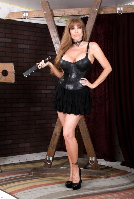 Darla Crane, Jack Vegas - Femdom Ass Worship #19