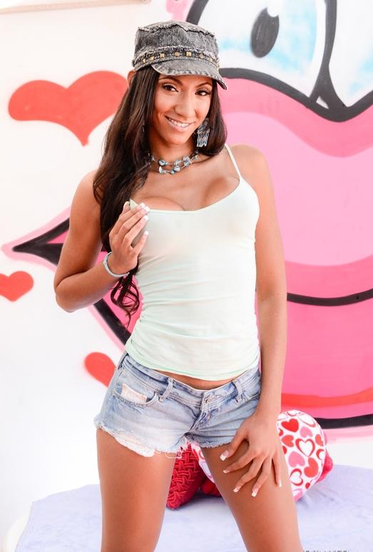 Sadie Santana - Anally Talented #02