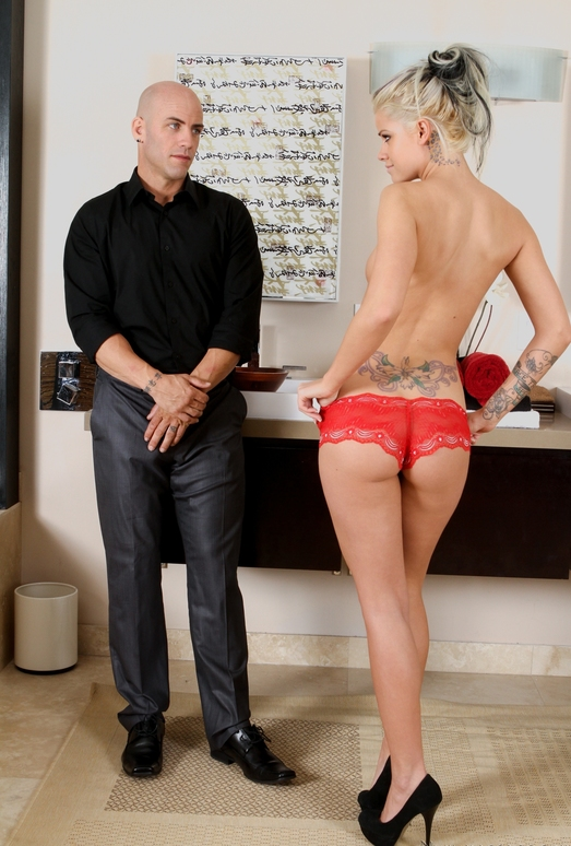 Jessa Rhodes - The Gym Membership Scam - Fantasy Massage