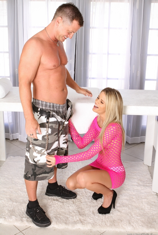 Jessa Rhodes And Eric Masterson - Fantasy Massage