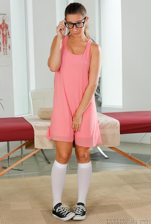 Cassidy Klein - Massage Virgin - Fantasy Massage