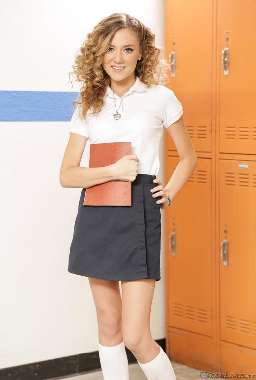 Alison Faye - Corrupt Schoolgirls #06