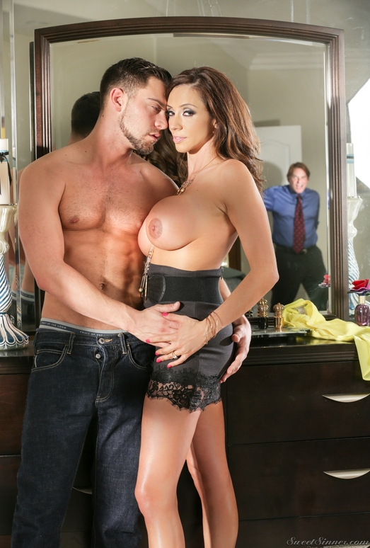 Ariella Ferrera - The Stepmother #13