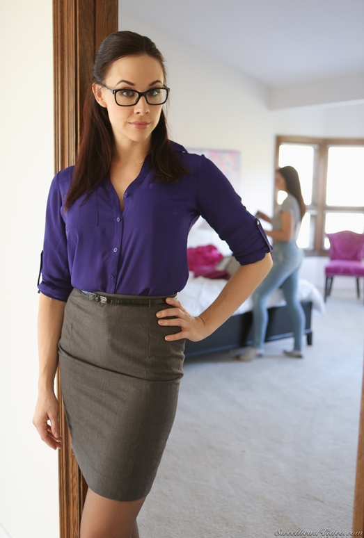 Chanel Preston, Marley Brinx - Let's make up, Professor