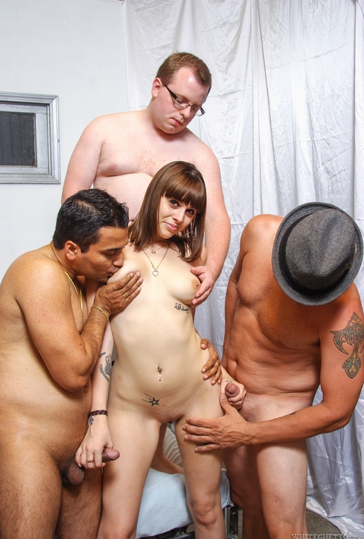 Nelly Jay - We Wanna Gang Bang The Babysitter #09