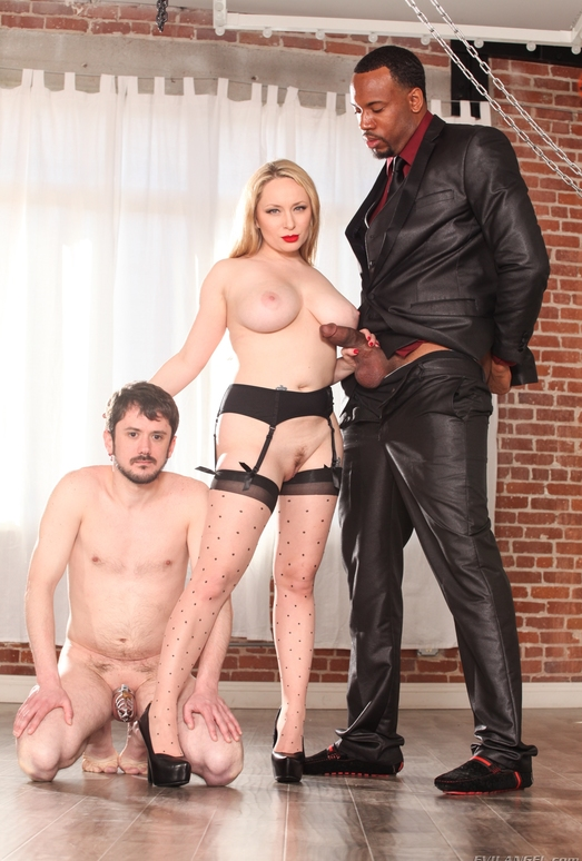 Aiden Starr, Slave Fluffy - Horny Cuckold Bitches