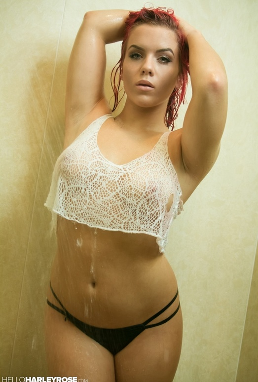 Harley big tits
