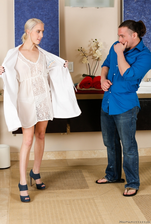 Cadence Lux, T. Stone - Through My Wet Clothes