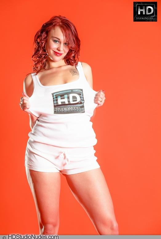 Exclusive Promo Shoot! - Ariel - HD Studio Nudes