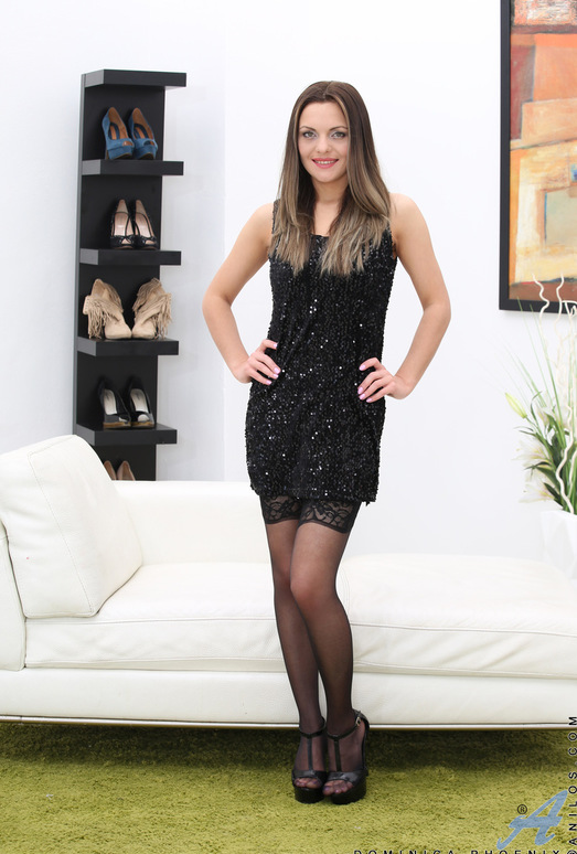 Dominica Phoenix - Little Black Dress