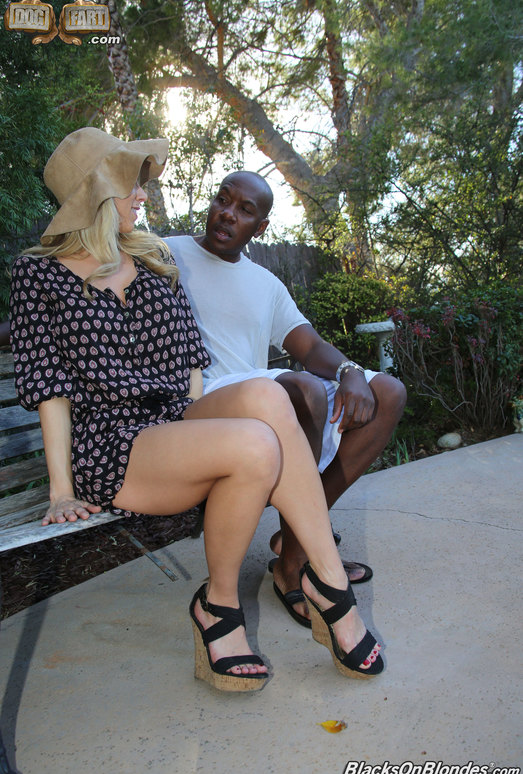 Katie Morgan - Blacks On Blondes