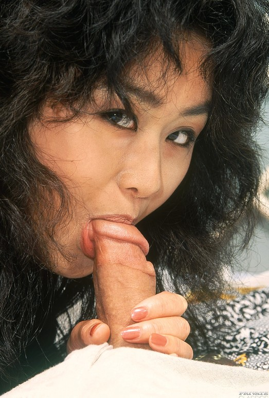 Nathalie is a Cock Hungry Slutty Geisha - Private Classics