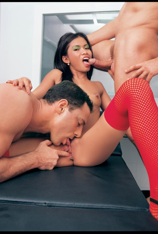 Priva Gets her Ass and Mouth Full of Cum - Private Classics