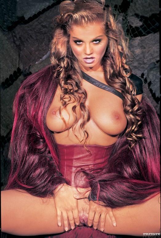 Rita Faltoyano is a Stargate Goddess of Sex