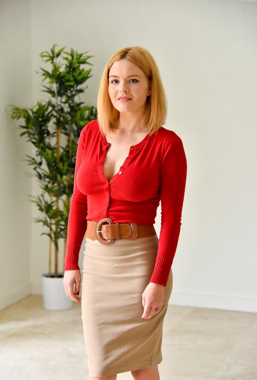 Krissy Lynn - Red Hot And Ready - FTV Milfs