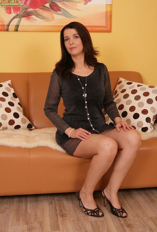 Fernanda Jones - Karup's Older Women