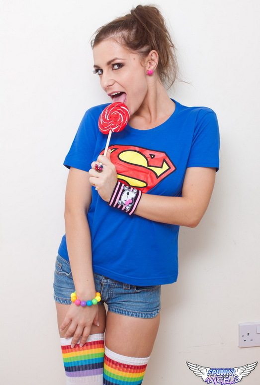 Kyra Mendez - Super - SpunkyAngels