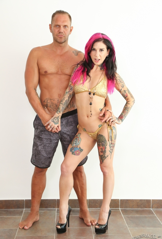 Joanna Angel - Anal Sex On The Beach - Burning Angel