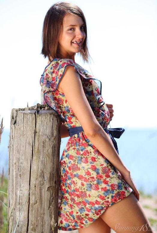 Calla A - Nonchalance - Stunning 18