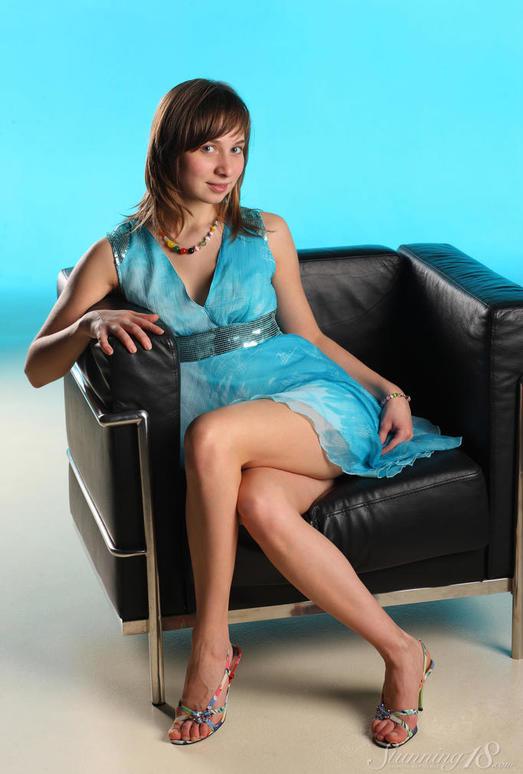Jenny D - Azure - Stunning 18