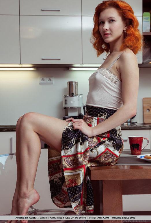 Ambre - Shinova - MetArt