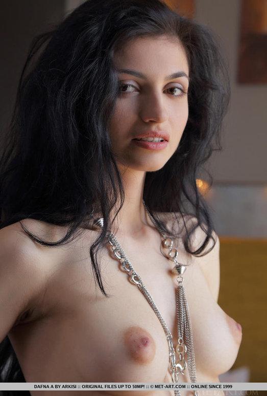 Dafna A - Presenting Daphna - MetArt