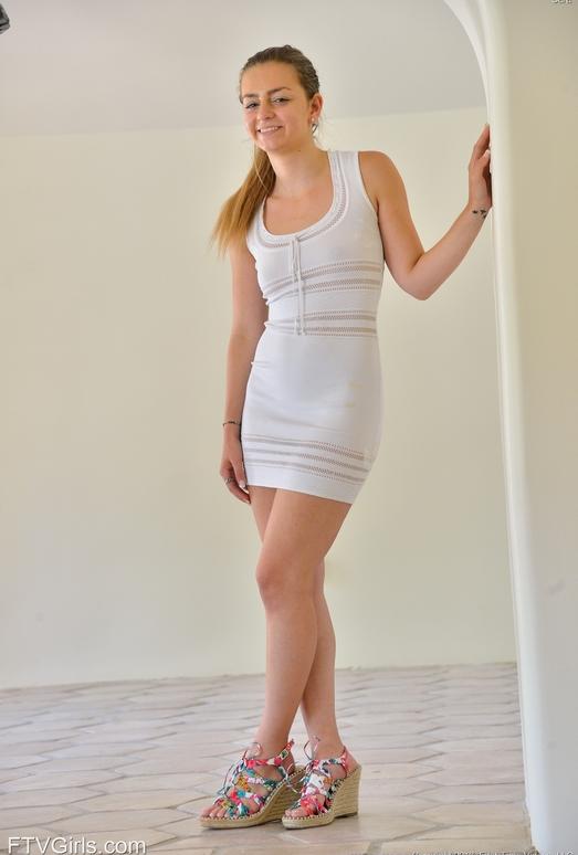 Cara - Cute Dress And More - FTV Girls