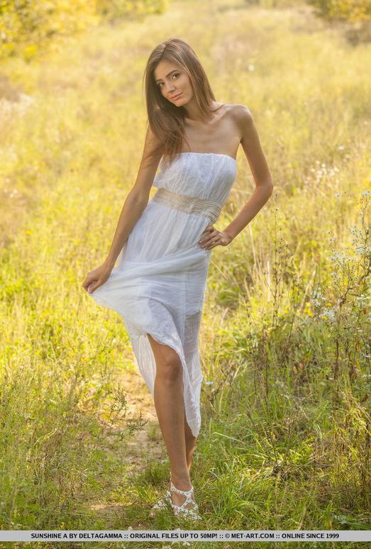 Sunshine A - Kenera - MetArt