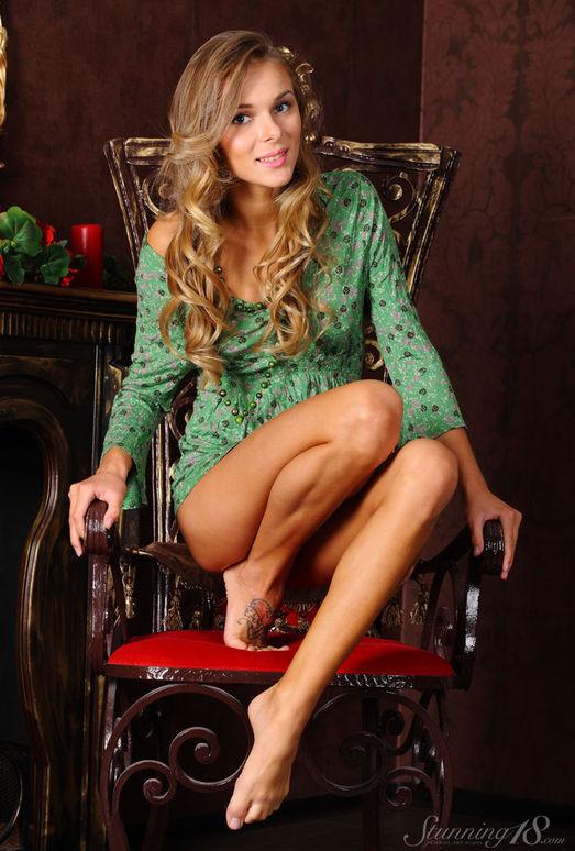 Katie A - Window - Stunning 18
