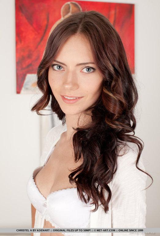 Christel A - Locus - MetArt