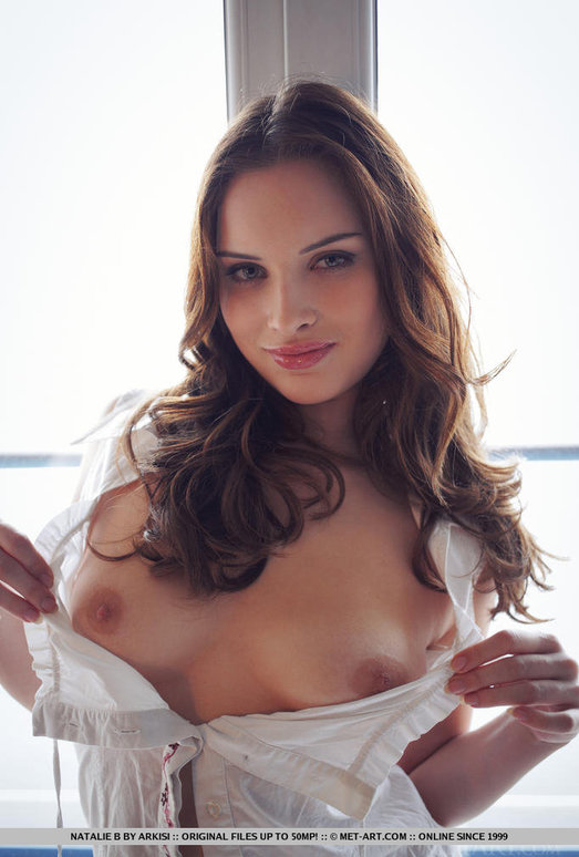 Natalie B - Centro - MetArt