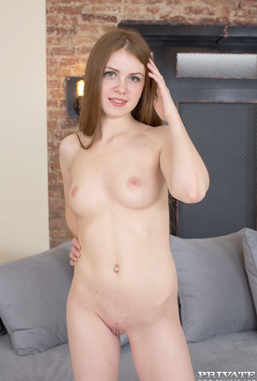 Teen Lana's First Time - Private