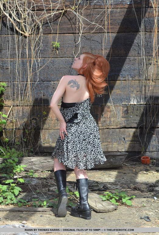 Riann - Revealing My Spot - The Life Erotic