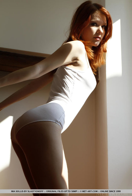 Mia Sollis - Oscula - MetArt