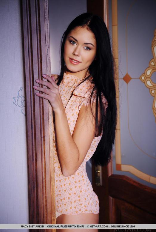 Macy B - Amira - MetArt