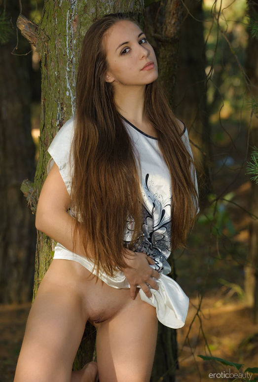 Nensi A - The Backwoods 1 - Erotic Beauty
