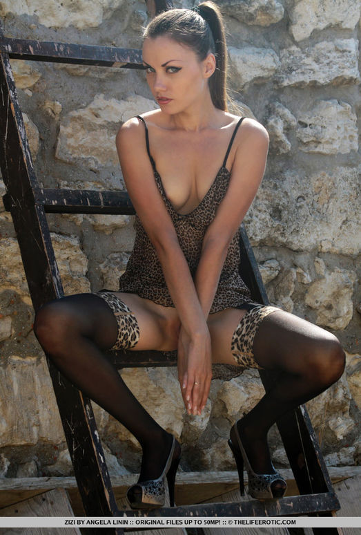 Zizi - Erotic Pleasure - The Life Erotic