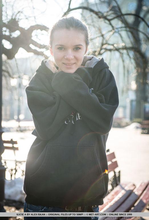 Katie A - Nalega - MetArt
