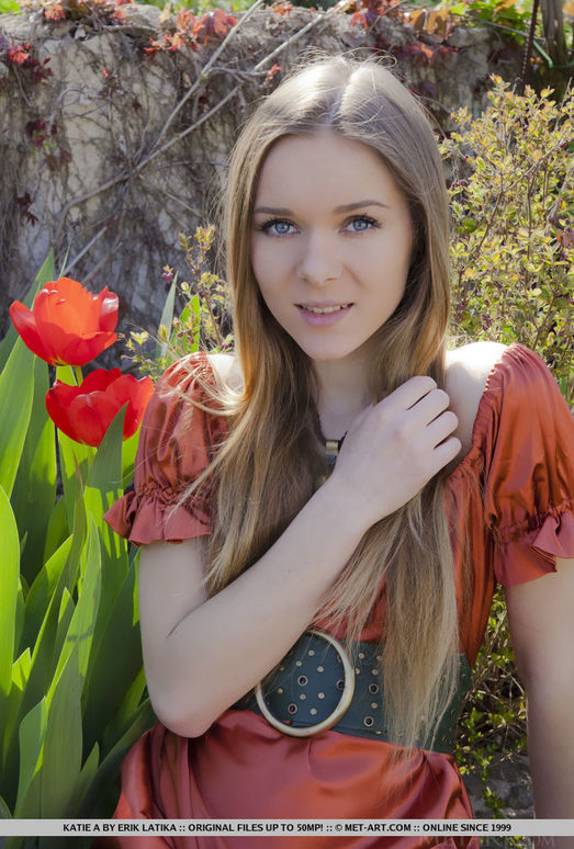 Katie A - Sanire - MetArt