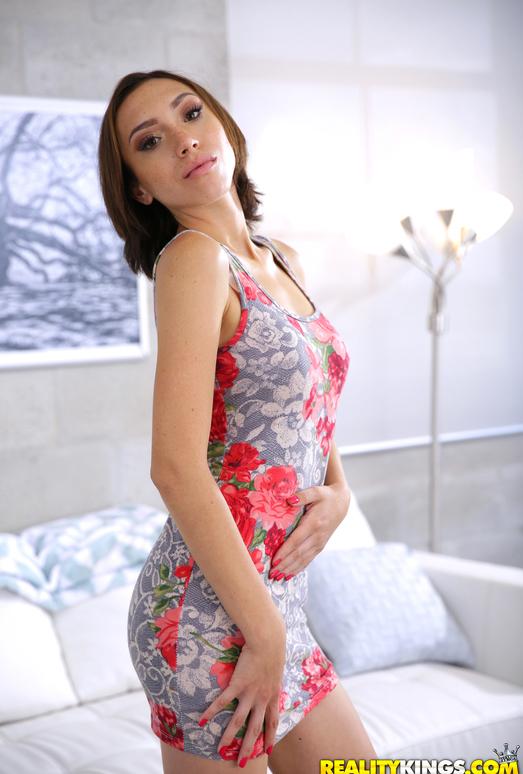 Amber Faye - G String Dream - 8th Street Latinas
