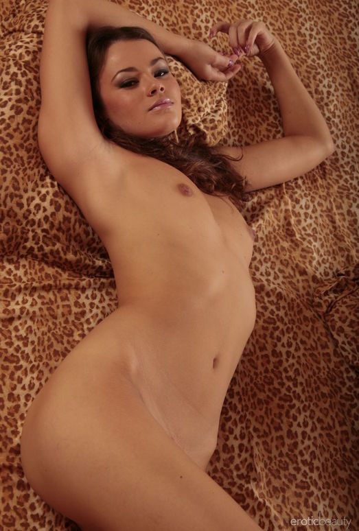 Nastya A - Leopard Den 3 - Erotic Beauty