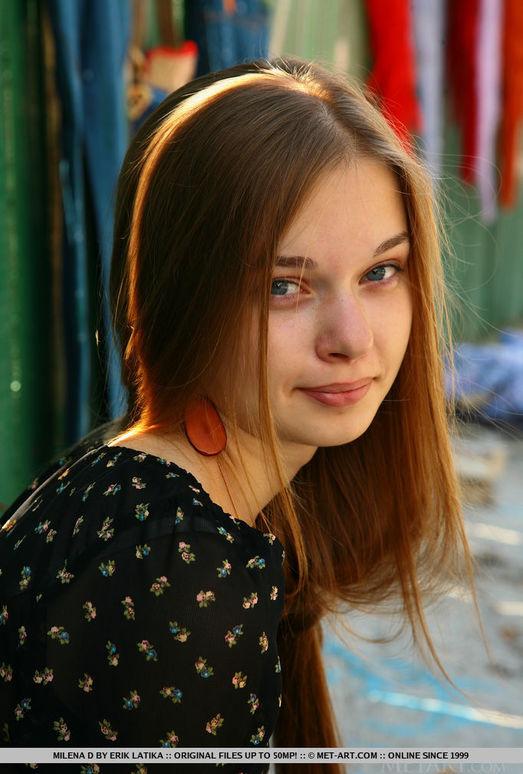 Milena D - Maituse - MetArt