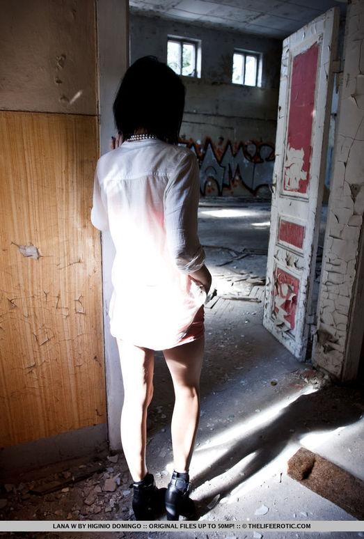 Lana W - Look Inside 1 - The Life Erotic