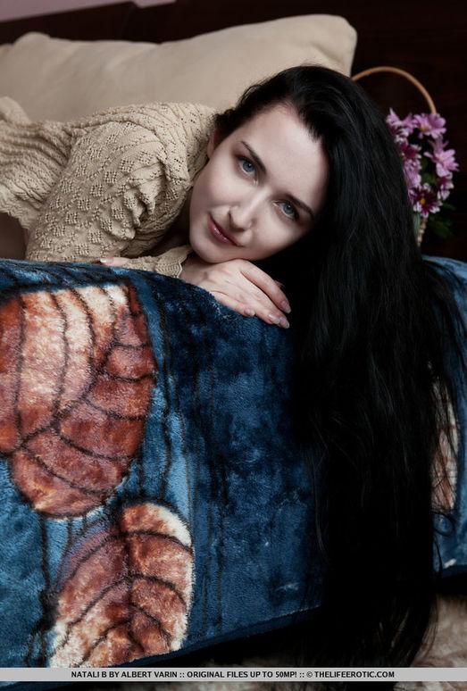 Natali B - Softly Aroused - The Life Erotic