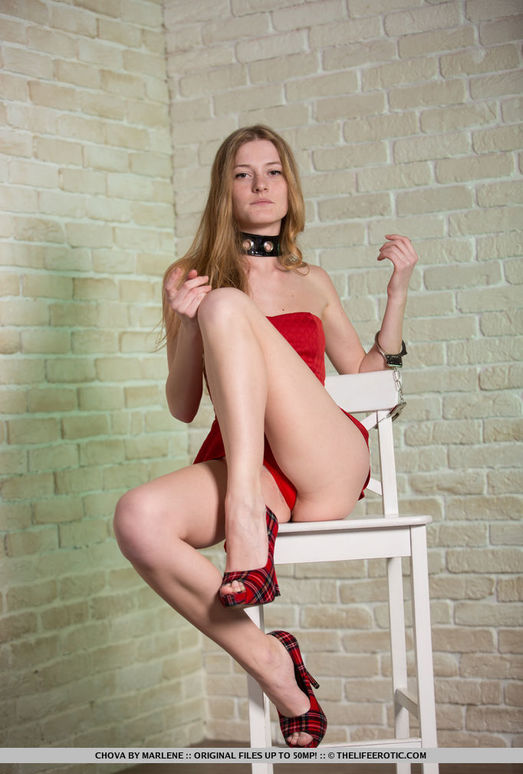 Chova - Lady In Red - The Life Erotic